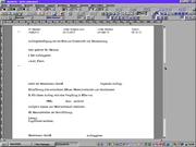 PC/GEOS Office-Assistenten-Vorlage Auftragsbestätigung