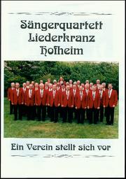 Werbe-Broschüre