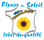 Gästezimmer mit dem Label Fleurs de Soleil sind ISO9001 zertifiziert