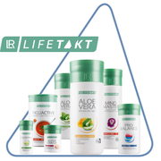 LR LIFETAKT : Probiotic 12, Aloe vera gel à boire, Colostrum, Super Omega, Probalance ETC