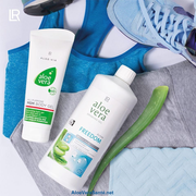 Sportifs et Aloé Vera Santé avec LR Health & Beauty