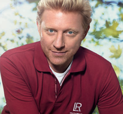 Boris Becker et SUPER Omega de LR - Aloe Vera Sante Beauté
