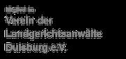 Anwalt Landgericht Duisburg