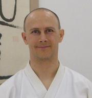 Max Seinsch im Aikikai Honbu Dōjō
