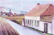 le hameau de Belloye