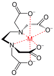 Magnesium EDTA Chelatkomplex