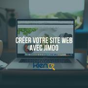 Créer un site web avec Jimdo