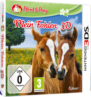 Packshot Mein Fohlen 3D