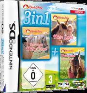 Packshot 3in1: Mein Pferd + Mein Gestüt + Mein Gestüt – Ein Leben für die Pferde
