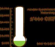 Spendenbarometer Klettersteig