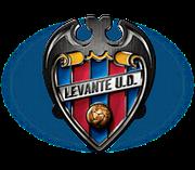 El Levante Unión Deportiva es un club de fútbol español que actualmente compite en primera división,  ubicado en la ciudad de València.