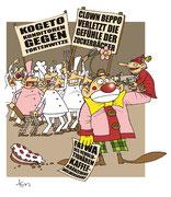 tim posern Kogeto vs. Clown Beppo
