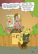 tim posern Nachbar Gauland