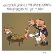 tim posern Böhmermann Türkei