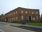 Garretts Green Police Station. © Copyright Carl Baker and licensed for reuse under Creative Commons Licence: Attribution-Share Alike 2.0 Generic.Geograph OS reference SP1485. For a link to this website go to Acknowledgements.