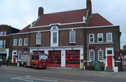 Cotteridge Fire Station