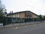 Greet School modern extension in Percy Road © Copyright David Stowell and licensed for reuse under Creative Commons Licence: Attribution-Share Alike 2.0 Generic. Geograph OS reference SP0984.