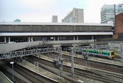 New Street Station - the former London & North-Western Railway platforms.