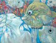 Der Steckerl-Fisch_75x80 cm