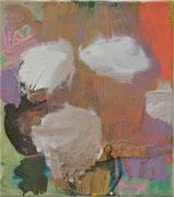 o. T., 2011, Öl auf Leinwand, 40 x 35 cm