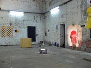 00, Ausstellungsansicht TATORT - Eine Standortbestimmung der Künstlerinitiative Bullerdeich