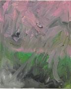 o. T., 2011, Öl auf Leinwand, 50 x 40 cm