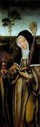 Klara mit dem Allerheiligsten Altarsakrament