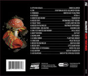 """Фрагмент оформления CD """"Halloween of Bloody Nightmares"""", 2008"""