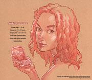 "Фрагмент комикса ""GameGirl"", 2006"