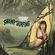 "Эскиз обложки CD ""Messer Chups/Swamp Surfing"", 2007"