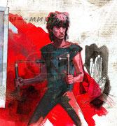 """""""Моро"""" (фрагмент не вошедший в фильм """"Игла Ремикс""""), 2010"""
