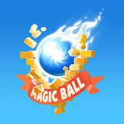 """Логотип игры """"Magic Ball"""", 2008"""