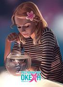 """Рекламный имидж для ресторана """"Океан"""", 2010"""