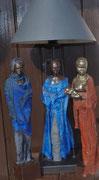 Les trois africains
