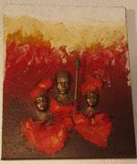 Tableau ''Africa''  - 20 €