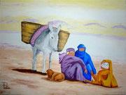 Les trois arabes