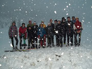Il neige dans le Jura !