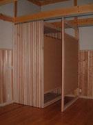 教育施設・収納建具