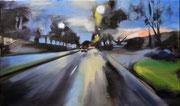 B49/Trier 2017, Öl auf LW, 30 x 50