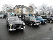 Ford Comète, Simca 1000 et Simca 1100