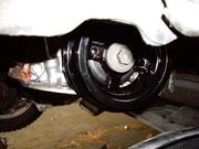 Toyota MR-2 aw11/...Rollen im zuge dessen lackiert...