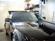 Toyota MR-2 aw11/...die Karosse scheint nun gut da zu stehn...