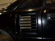 Toyota MR-2 aw11/...Gold eloxiertes Gitter..hält den groben Dreck fern...