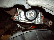 Toyota MR-2 aw11/ ...Zahnriemenkit und Kupplung neu...