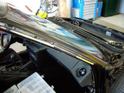 Toyota MR-2 aw11/ ...alles wird vorm Anbau, eingewachst