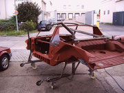 Porsche 914/ na kleiner...geh ma frische Luft schnappen   (auspusten)