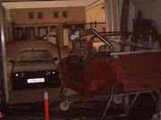 Porsche 914/ melancholisches beisammensein...