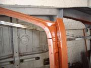 Porsche 914/ Fensterhohlraum