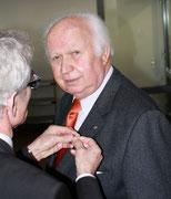 """Hans-Peter Lippardt wird zum """"verdienten Bürger"""" der Stadt Reinfeld ernannt"""