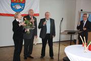 Hans-Peter Lippardt war über 44 Jahre in der Kommunalpolitik tätig